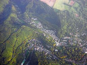 Burg Sayn und Sayntal