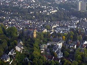 Blick Richtung Mallendarer Berg
